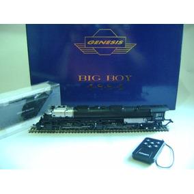 Nico Big Boy U Pacific Sonido Humo Contr Athearn H0 (lha 15)