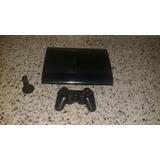 Ps3 Super Slim 500gb 1 Control 13 Juegos Digitales.