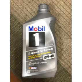 Aceite Sintético Mobil Para Bmw, Mercedes-benz, Audi,porsche