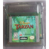 Tarzan - Disney / Gameboy Color Gbc / Advance Gba