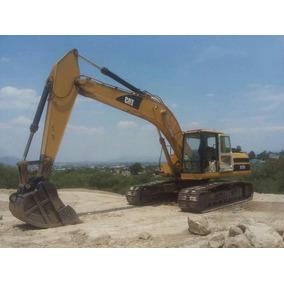 Excavadora Sobre Orugas Caterpillar Modelo 322l Año 1997