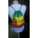 Bolsa Mochila Bob Marley Jamaica Reggae