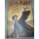 Harry Potter Libro And The Deathly Hallows 7 (ingles)