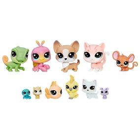 Juguete Hasbro Little Pet Shop B9343/c1674 House Pets
