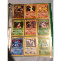 Publi N°11 Cartas Pokemon Por Unidad A Elección
