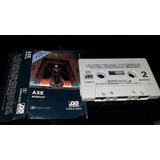 Axe / Nemesis / Serie Rocker / Tape