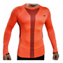 BUZO  ACTIVE  FIT  NARANJA  NEON