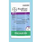 Rodilon Bloque Bayer 1 Kg. Rodenticida Ratas Y Ratones