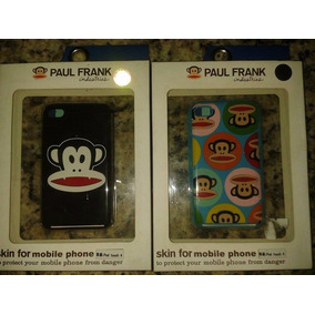 Gomas Para Ipod Touch 4 Paul Frank Iphone