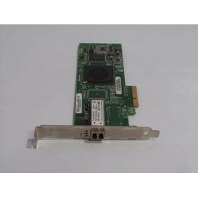 Placa Controladora Hba Fc Qlogic 4gb Qle2460 Dell Pci Expres