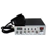 Radio Px Voyager Vr 3900 + Base Completa Com Antena 5/8