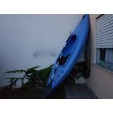 Kayak Impecable De Plástico,muy Rápido Y Estable
