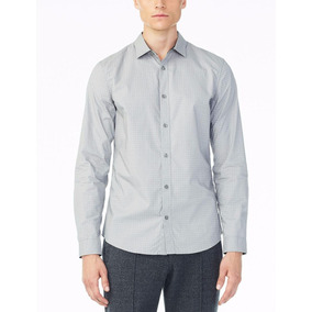 Camisa Armani Exchange Slim Fit