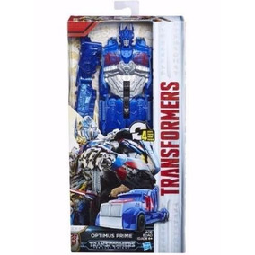 Transformers Optimus Prime 4 Pasos The Last Knight