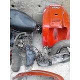 Repuestos Yamaha Mint 50cc