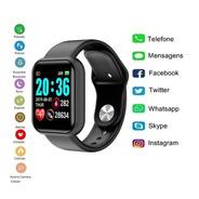 Relógio Inteligente Smartwatch Monitor Cardíaco E Pressão