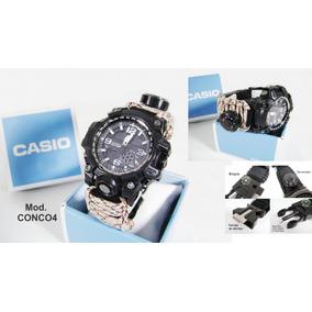 0125e92c4930 Cadenas Hombre Supervivencia - Relojes en Mercado Libre México