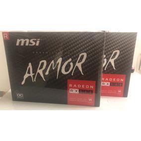 Tarjeta De Video Radeon Rx580 8gb Msi Armor
