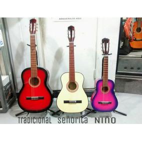 Guitarra Criolla De Estudio C/ Funda