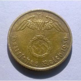 Alemania Nazi 5 Reichspfennig 1939 A - Tercer Reich