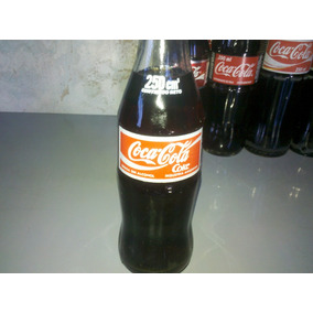 Coca Cola 250 Argentina Y 200cms3