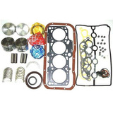 Kit Motor Saveiro 1.8l 8v L4 Sohc Ap Mi Gas 97-