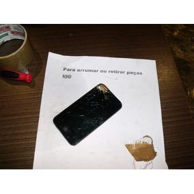 Ipod Touch 4 Geração 16gb Preto Model:a1367 - Léia O Anúncio