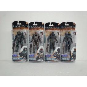 Mcfarlane Halo 5 Guardians Spartan Fred Tanaka Locke Kelly