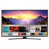 Televisor Led 50 Smart Uhd Un50mu6100 Platino E&h