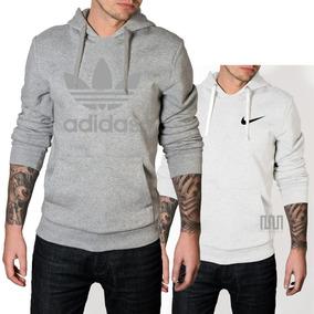Moletom Blusa De Frio Nike Outra Marca Kit C/ 2 Frete Grátis