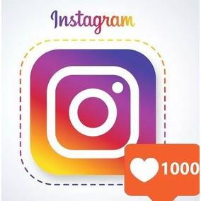 2000 Instagram Curtidas/likes Em Suas Fotos Do Perfil