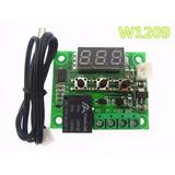Termostato Digital W1209 Controlador Temperatura Chocadeira