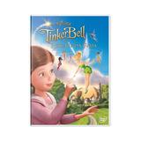 Dvd Tinker Bell E O Resgate Da Fada Disney Original