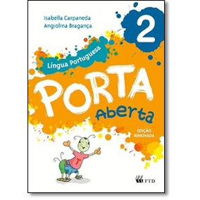 Porta Aberta: Língua Portuguesa - 2ª Ano