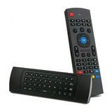 Controle Teclado Air Mouse Sem Fio Usb 2,4ghz Android Pc Tv