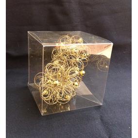 Cajas Acetato Transparente 12x12x12(alto) Cm (25u)