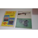Armas De Fuego Nª 1 Y 2 + Volumen 2 Caza