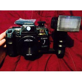 Camara Canon Modelo Dl2000