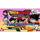 Dragon Ball Z Budokai Tenkaichi 4 Beta 3 Ps2
