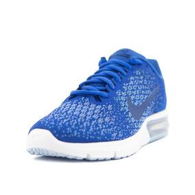 Nike Zapatilla Running Mujer Air Max Sequent 2 Azul Royal