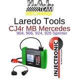 Escaner Injectoclean Cj4 Mb Mercedez Benz 904 906 Nexiq Dpa