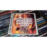World Of Wrestling Rocks (1999, Usa, Cd) Cpy