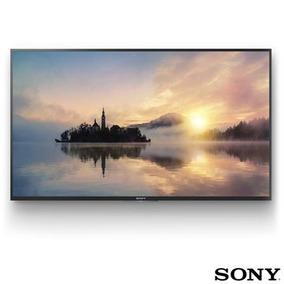 Smart Tv 4k Sony Led 49 4k Hdr Kd-49x705e