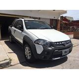 Fiat Strada 2013 Km40000 Nueva