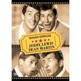 Dvd Jerry Lewis E Dean Martin, Pack Com 2 Filmes +