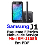 Esquema Elétrico Celular Samsung Mini Sm-j105b Em Pdf