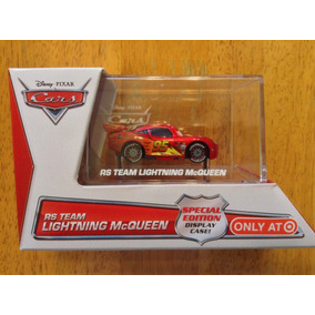 Disney Pixar Cars 2 Target Rayo Lightning Mcqueen Rs Team