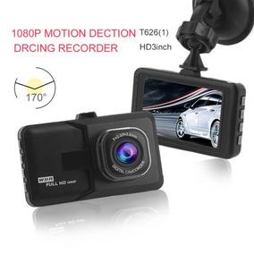 Camera Filmadora Carro Dvr Hd 1080 Gravador De Video Hdmi