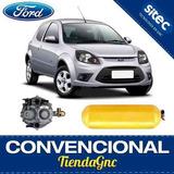 Equipo Gnc Convencional Ford Ka Caba + Tubo 10m3 40lt