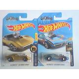 2 Corvette ´68 Gas Monkey Garage, Par Hot Wheels No Sth